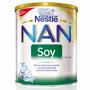 Leite Nan Soy 800g (kit 06 Latas 800g)