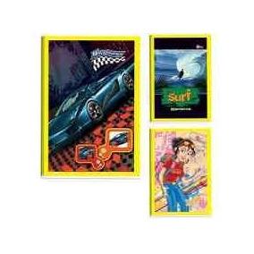 Cx C/50 - Caderno Brochura 60 Folhas Sem Pauta Frete Grátis