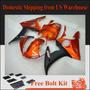 Carenado Abs Kit Inyección Plástico Set Ajuste Para Yamaha