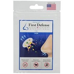 Pantallas De Defensa En Primer Nasales, 7-sistemas Por Paqu