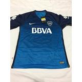 Camiseta Boca Juniors 2017 Original Nike Liquidamos 35% Off