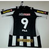 Camisa Botafogo Nova Ano 2011 Número 9 Original Fila - 17 4c21f4fab602f