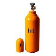 Cilindro Gás Hélio 1m3 7lts (vazio) Para 100 Balões 9