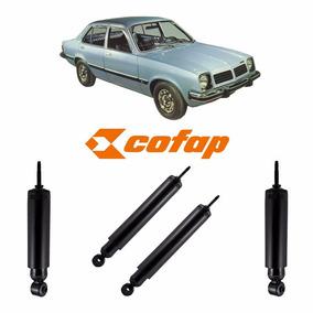 Kit Amortecedor Diant + Tras Chevrolet Chevette Cofap Super