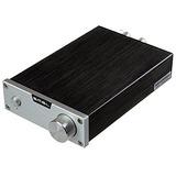 Smsl Smsl Sa-98e Silver 160w Stereo Digital Amplifier With P