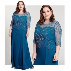 Vestido Plus Size/casamento/madrinha/formatura/vestido Festa