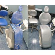 Retapizado De Equipo Odontologico, Tela Importada Termflex