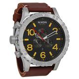 Reloj Nixon A124019 51-30 Chrono Leather 300m Wr