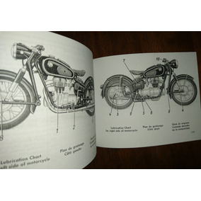 Manual De Uso Moto Bmw R26 / Repuestos De R27 R50 R60 R69