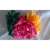 Flores Para Cabello Bailes Flamenca, Folklóricos,tradicional