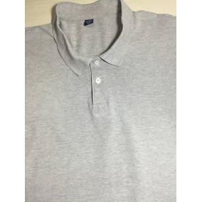 Camisa Pólo Hering Retrô Nova Com Etiquetas! Cinza Ou Azul - Camisas ... 810b30b17e591