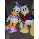 Pato Donald Y Pata Disney Original