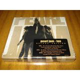 Box Pearl Jam / Ten (nuevo Y Sellado) Deluxe 2 Cd + 1 Dvd
