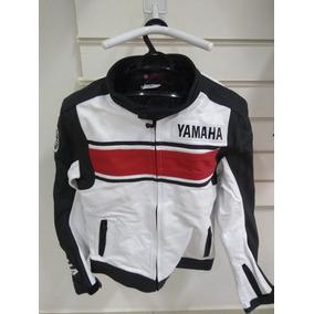 Jaqueta Couro Yamaha Tam. P