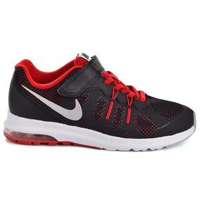 Tênis Infantil Nike Air Max Dynasty Psv - Preto/cinza