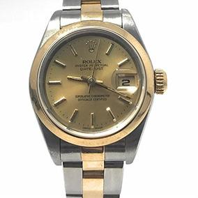9384fc744b2 Rolex Oyster Perpetual Datejust 70216 455b - Relojes Clásicos en ...