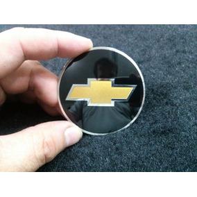 Emblema Em Metal Volante Gm Chevrolet Omega Alta Qualidade