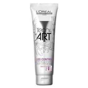 Loreal Tecni.art Liss Control - Creme Disciplinante 150ml