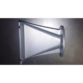 Guia De Ondas Curta Em Alumínio 1 Polegada Preta Kraft