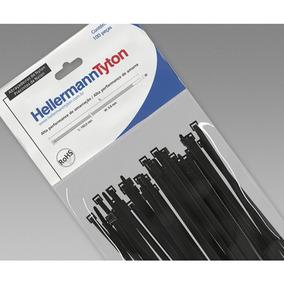 Abraçadeira Hellermann 300x5,0mm C/ 100 Natural - T80l