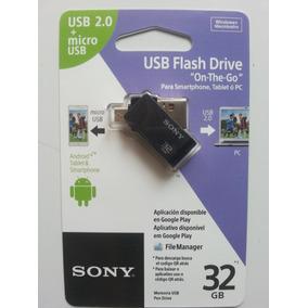 Sony Micro Usb Dual 2 En Una Nueva Pc U Celular