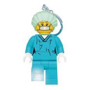 Llavero Con Luz Doctor Lego