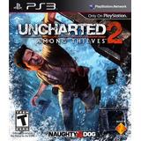 Uncharted 2 Ps3, Nuevo Y Sellado