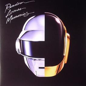 Lp Vinilo Doble Daft Punk Random Access Memories Nuevo