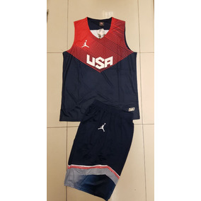 Uniforme Baloncesto Usa
