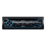 Radio Sony Xplod Con Cd/usb Y Dual Bluetooth - Mex-n4200bt