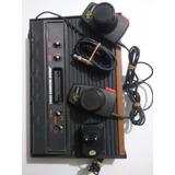 Atari 2600 Muy Antiguo Y Completo Prende Pero No Funciona!