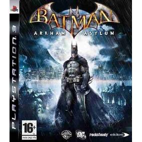 Batman Arkham Asylum Ps3 Digital