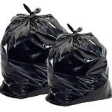 Bolsas Plasticas De Basura 40kg Calibre 8