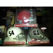 Mini Helmet Riddell Lote 3 Cascos Ohio State.