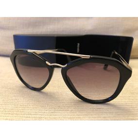 3e9f757da76e5 Armacao Oculos Masculino Prada - Óculos De Sol no Mercado Livre Brasil
