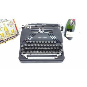 Maquina De Escribir Antigua Smith Corona, Colección Vintage