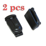 2pc Motorola Talkabout Two Way Radio Walkie Talkie 1 Pin