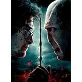 Poster A3 Do Harry Potter 5 Modelos Para Escolher.