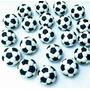 Kit 30 Lembrancinhas Bola De Futebol Em Massa De Biscuit