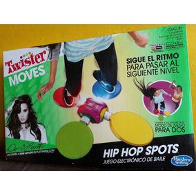 Twister Moves. Juego Electrónico De Baile. Hasbro