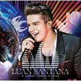 Cd Luan Santana - O Nosso Tempo É Hoje Ao Vivo - 2013