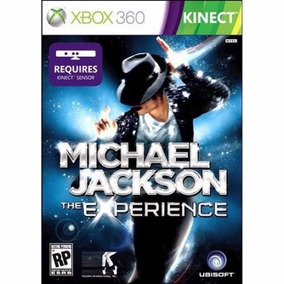 Michael Jackson The Experience Kinect - Original - Xbox 360