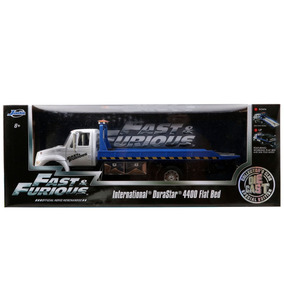 Grua Plataforma International Fast&furious Escala 1:24