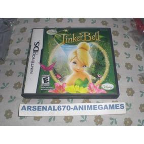 Nintendo Ds Disney Fairies Tinker Bell Campanita Nds