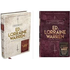 Ed & Lorraine Warren Demonologistas Arquivos + Lugar Sombrio