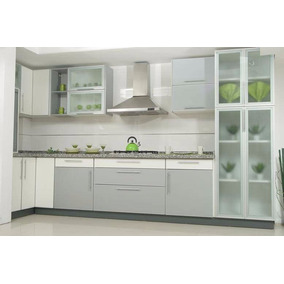 Amoblamientos cocina modernos muebles de cocina en for Gabinetes de cocina modernos