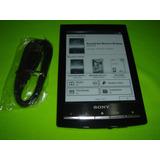 Sony Prs-t1 Reader Rep Mp3 Lector + Libros Y Envío Gratis!!!