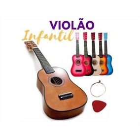 Instrumento Musical Mini Violão Infantil Dynasty Oferta