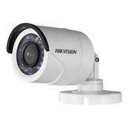 Camara Seguridad Hikvision 2mpx 1080p Bullet Exterior 2.8mm