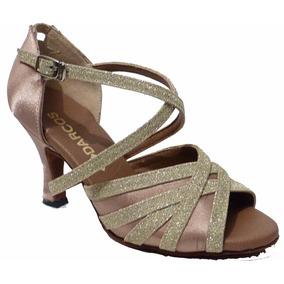 Zapatos De Baile Salsa Bachata Tango Darcos Julieta 1